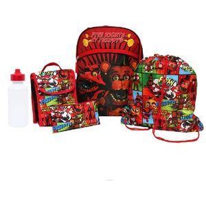 Other - Backpack - Five Nights at Freddy's (NWT)
